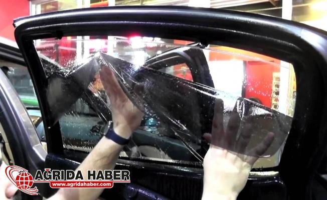 Araçlarında Cam Filmi Olanlar Dikkat! Artık Ağır Kusur Sayılacak