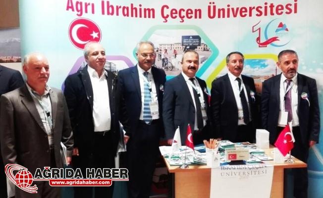 Rektör Abdulhalik Karabulut Merkezi Asya Üniversiteler Birliği Genel Kurulu Toplantısına Katıldı