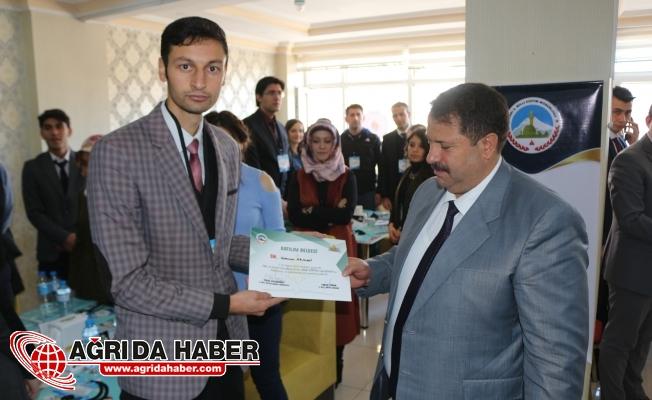 Taşlıçay'da ''Eğitim Çalıştayı'' Düzenlendi