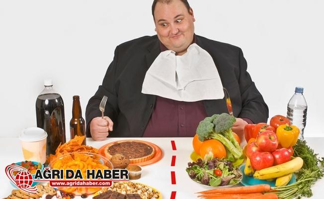 Türkiye'de ki Obezite Hastalarının Sayısı açıklandı