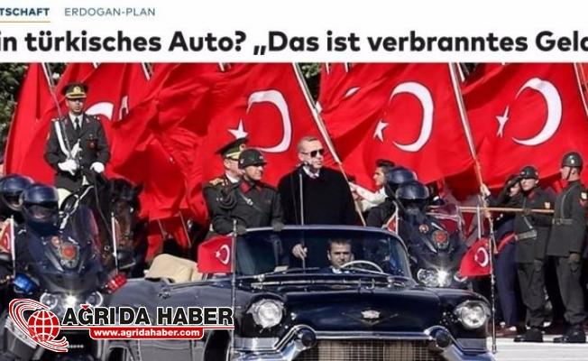 Türkiye'nin Yerli Otomobili Almanlara Dert Oldu