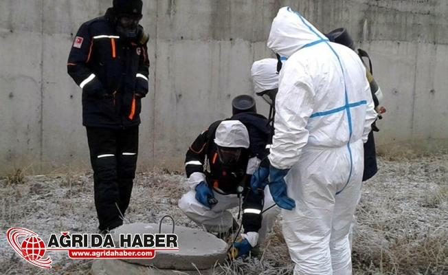 Ağrı Cezaevinde 51 Kişiyi Zehirleyen Gaz Gizemini Koruyor