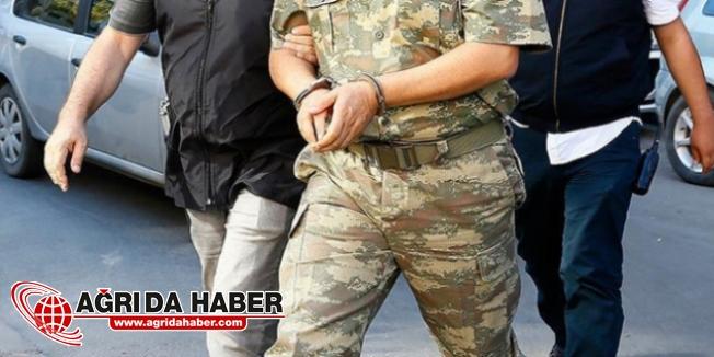 Ağrı Merkezli FETÖ Operasyonu: 10 Rütbeli Asker Tutuklandı!