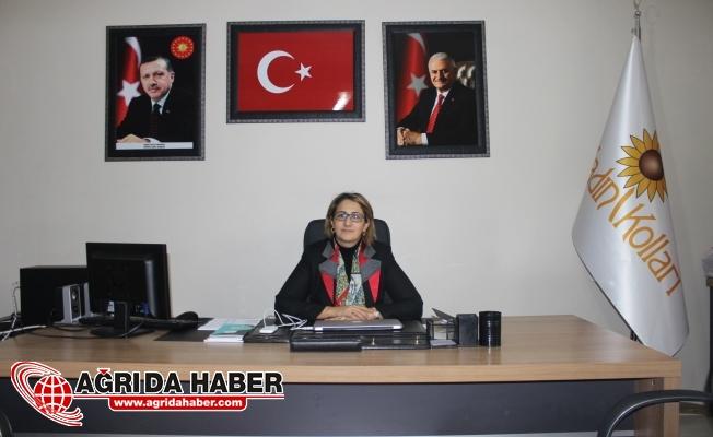 AK Parti Kadın Kolları Başkanı Özgün'den Kadın Hakları Günü Mesajı