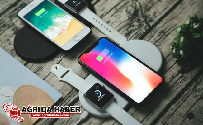 Apple'den Kablosuz Şarj Gelebilir!