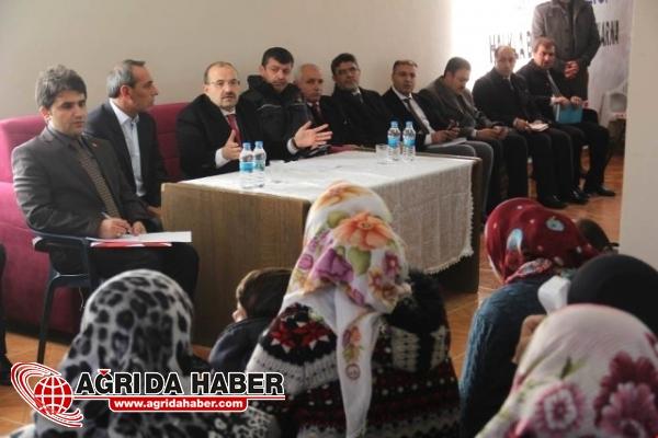 Bitlis Valisi Halkla Bir Araya Geldi