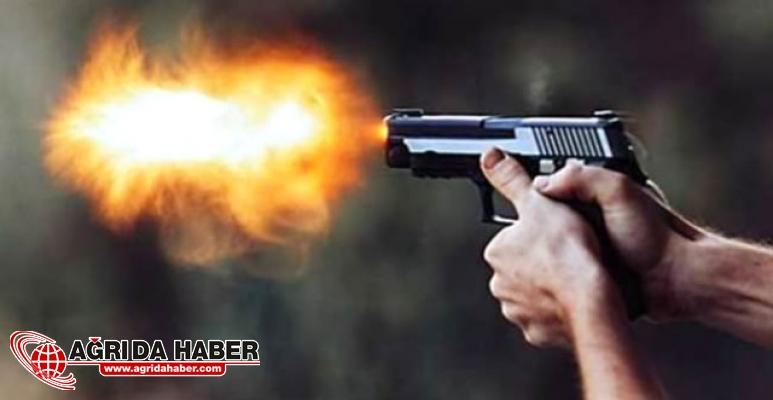 Erzurum'da Bir İşyerine Silahlı Saldırı!