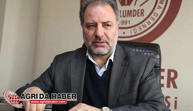 Mazlumder: 'Filistinli Fevzi el-Cuneydi'nin takipçisiyiz'