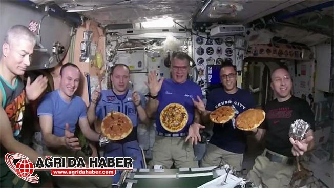 Nasa'dan Yeni Uzay Videosu