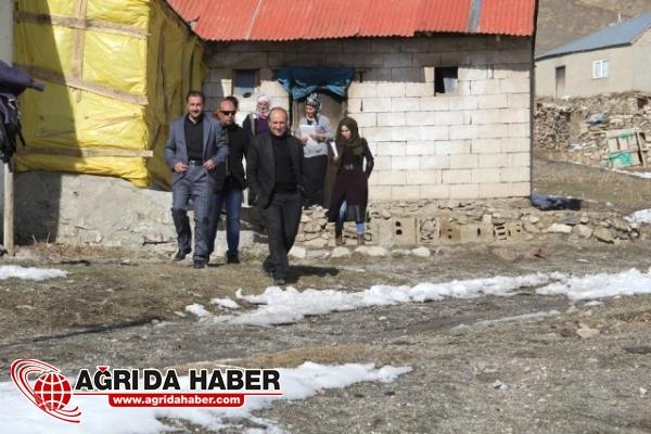 Ziraat Odası Başkanı Aşkan'dan Çiftçilere Ziyaret
