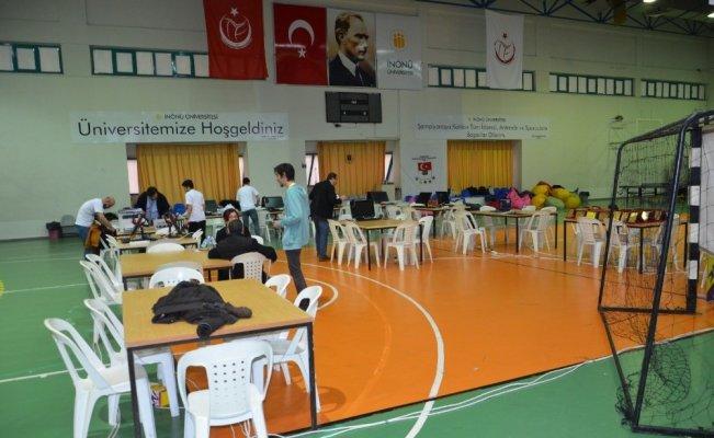 48 Saat Bilim, Kültür ve Sanat Kampı başladı