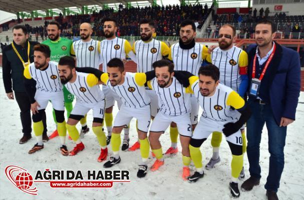Ağrı 1970 Spor: 10 Tatvan Gençlerbirliği: 0 Tebrikler Ağrıspor!
