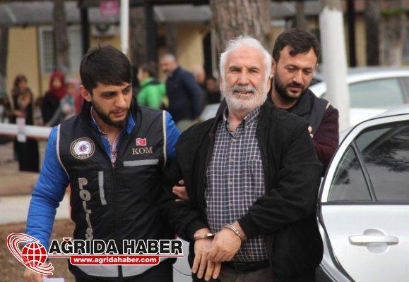 Ağrı'da Görev Yapmış Okul Müdürü FETÖ'den Tutuklandı