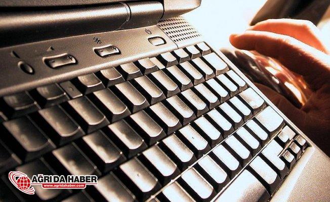 Ağrı'da Sosyal Medyada Terör Örgütü Propagandası: 2 Gözaltı