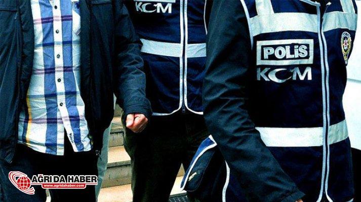 Ağrı Merkezli 20 İlde FETÖ Operasyonu: 20 Gözaltı!