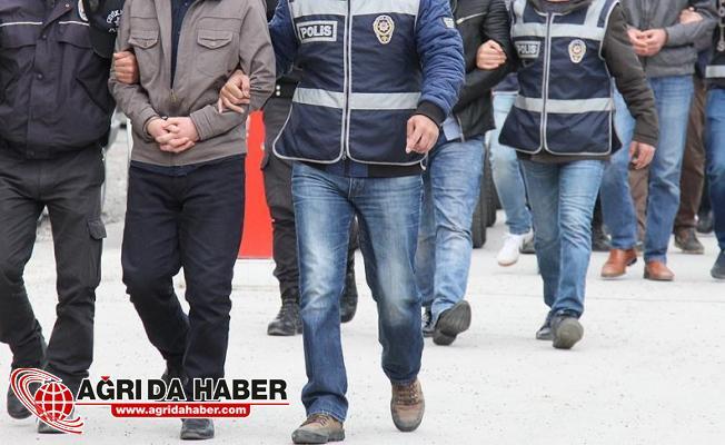 """Ağrı Merkezli """"Mahrem Askeri Yapılanma"""" Operasyonu: 22 Gözaltı!"""