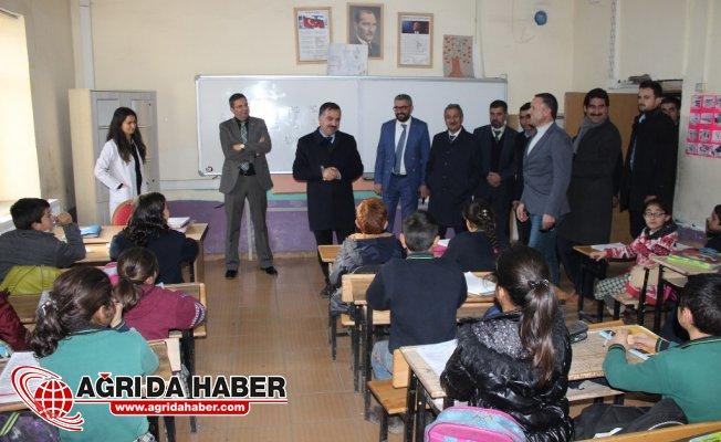 Ak Parti Ağrı İl Başkanı Abbas Aydın Öğrenciler İle Bir Araya Geldi