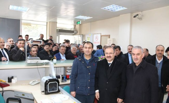 Akşar Mahallesi'ndeki PTT şubesi artık haftanın beş günü açık olacak