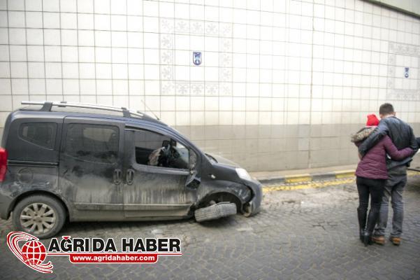 Ankara'da Alkollü Sürücü Kaza Yaptı: 2 Yaralı