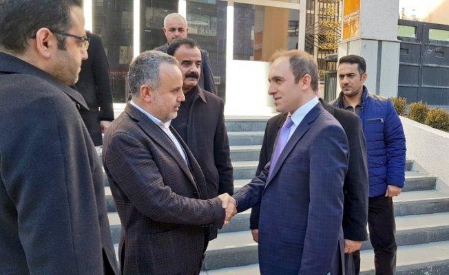 Başbakan Başmüşaviri Kızılkaya'dan Başkan Vekili Epcim'e ziyaret