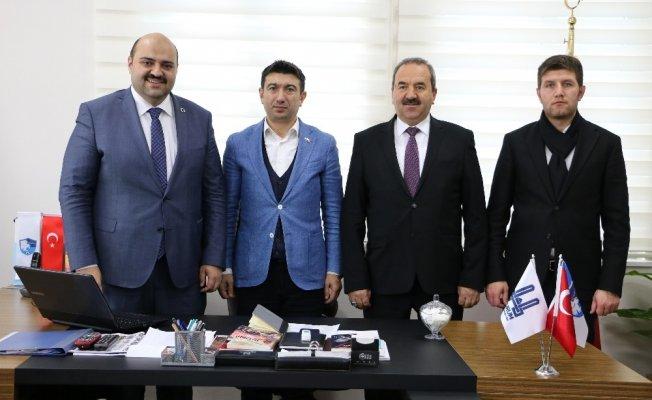 """Başkan Orhan: """"Büyükşehir Belediye Erzurumspor göz bebeğimiz"""""""