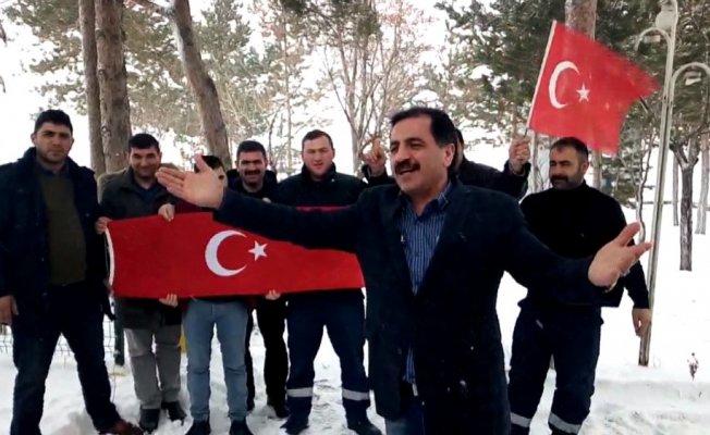 'Bir gece Afrin'e gelebiliriz'