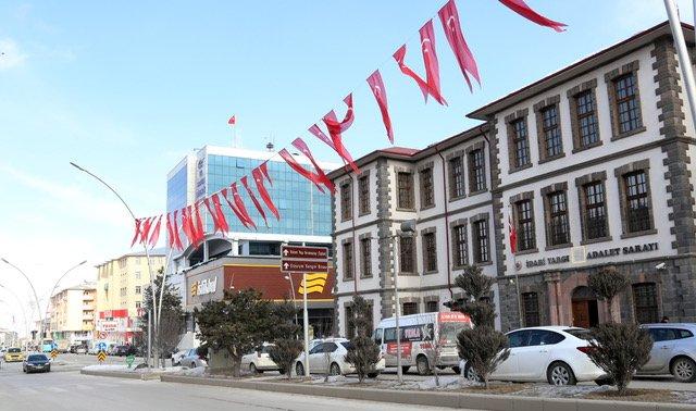 Büyükşehir'den Afrin Harekâtı'na bayraklı destek