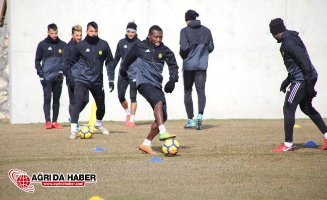 E. Yeni Malatyaspor'da Antalya Spor Mesaisi