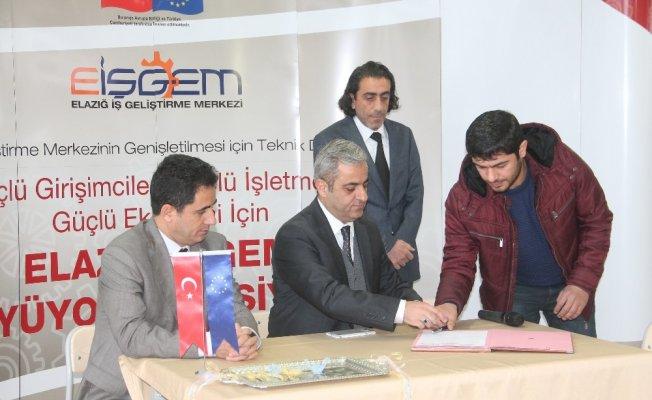 Elazığ İŞGEM 2, işletmecilerine kapılarını açtı