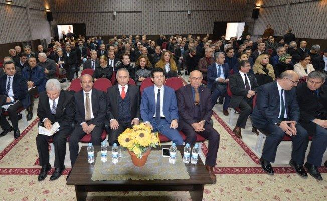 Elazığ'da eğitim öğretimin ilk yarısı değerlendirildi
