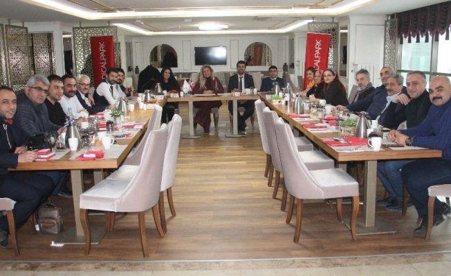 Elazığ'da sigorta acenteleri ile istişare toplantısı