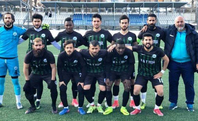 Erciş Gençlik Belediyespor'dan 13 göllü skor