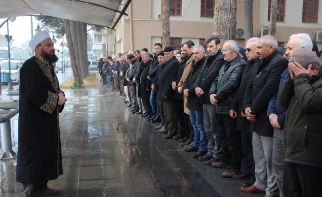 Erzincan'da Afrin şehitleri için gıyabi cenaze namazı kılındı