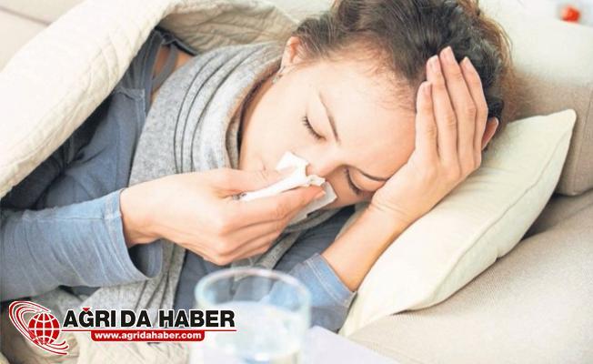 Grip Gittikçe Yayılıyor Dikkat