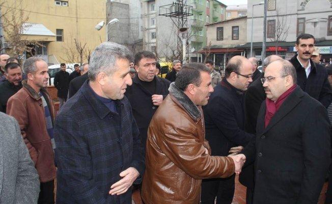 Güroymak'ta 'Sultan Selahattin Eyyubi' saat kulesi açıldı