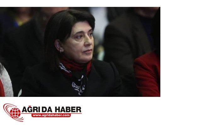 HDP Ağrı Milletvekili Leyla Zana'nın Vekilliği düşürüldü
