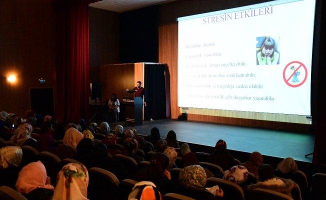 İpekyolu Belediyesinden 'Stresle mücadele' konulu seminer