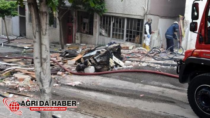 İstanbul'da Korkutan Patlama! Kazı Sırasında Patladı