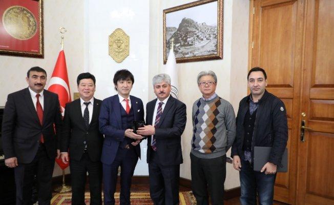 Japon yatırımcılar Kars'ta