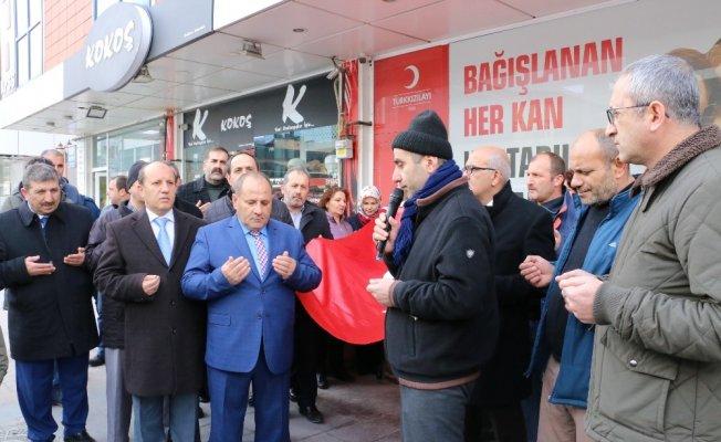 Kamu-Sen'den Türk Askerine Destek İçin Kan Bağışı Kampanyası Başlatıldı