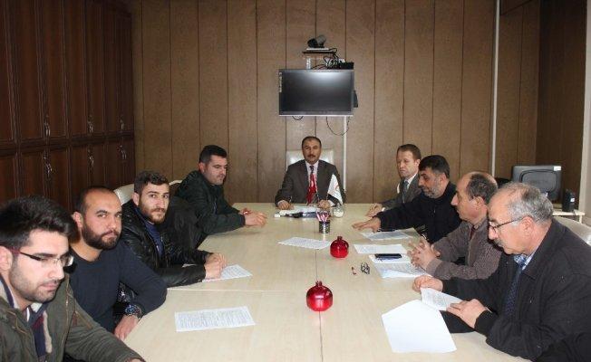 Muş'ta 'Suni Tohumlama' sözleşmesi imzalandı