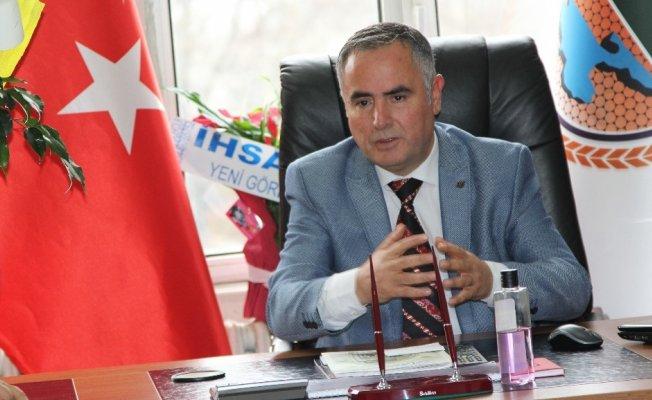 Tatvan'ın yeni oda başkanları göreve başladı