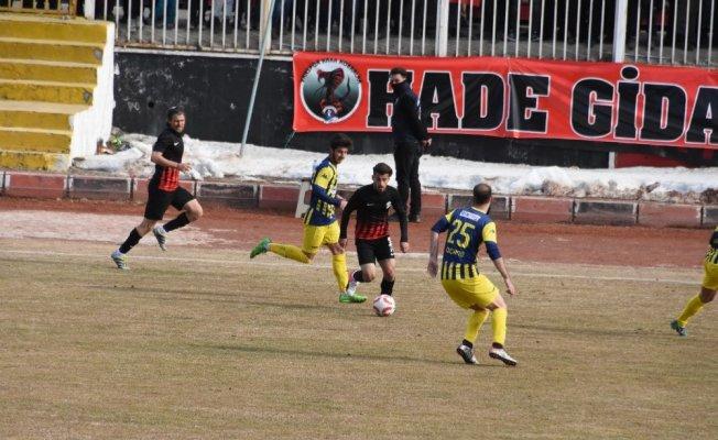 TFF 3. Lig: Van Büyükşehir Belediyespor: 1 - Kırıkhanspor: 1