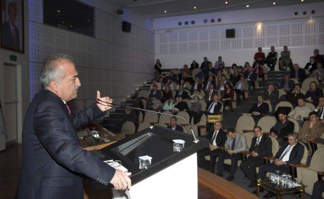 Türkiye'de Tarım Üretiminin 172. Yılı Atatürk Üniversitesinde kutlandı