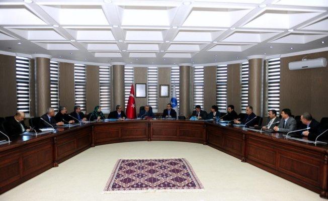 Van YYÜ ve Afagh Üniversitesi arasında protokol