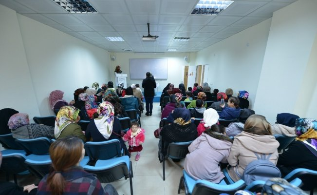 Yeşilyurt'ta Mehmetçikler için özel program