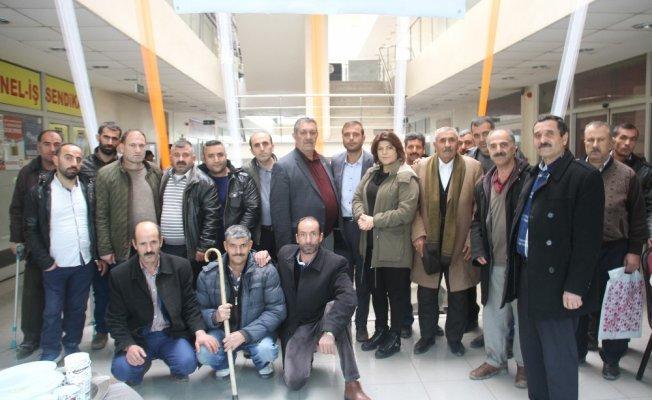 1071 Malazgirt Engelsiz Yaşam Derneği binası hizmete açıldı