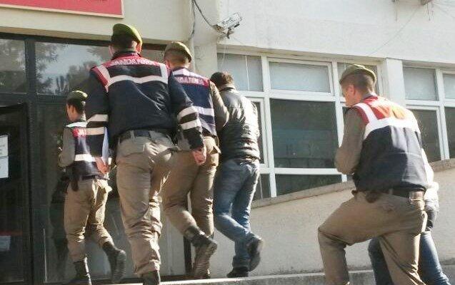 11 suçtan 3 yıldır aranan firari zanlı jandarmadan kaçamadı
