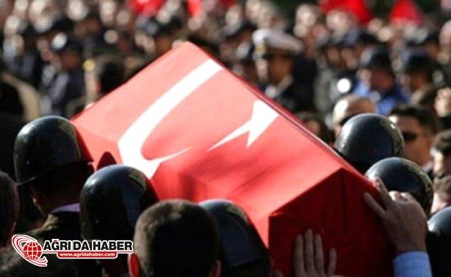 Afrin Operasyonunda Sınır Karakoluna Saldırı : 1 Şehit