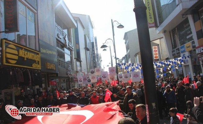 """Ağrı Eğitim-Bir-Sen: """"Tüm Anadolu Ayaktayız Emperyalizme Karşı Savaştayız"""""""